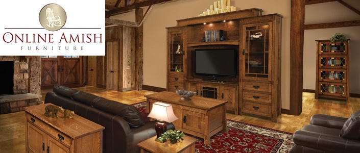Excellent Online Amish Furniture Handcrafted Amish Made Furniture Home Interior And Landscaping Ologienasavecom