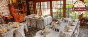 Baked Eggs in Croissant Nests Recipe – Churchtown Inn
