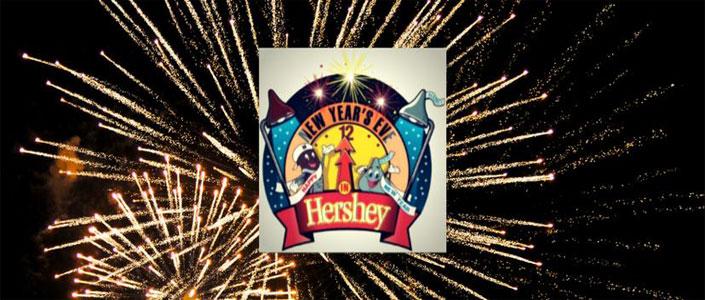 New Year's Hershey