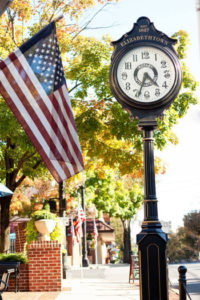 Elizabethtown Clock - Elizabethtown, PA