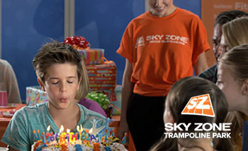 Birthday Parties at Sky Zone Lancaster