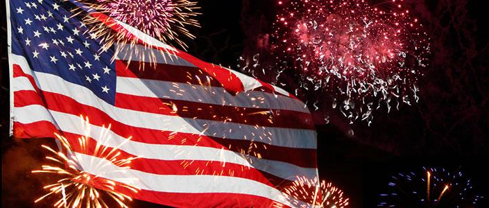 Mountville Fireworks