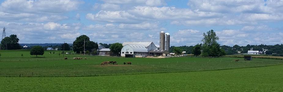 Lancaster's Scenic Farmland