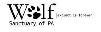 Wolf Sanctuary of PA logo