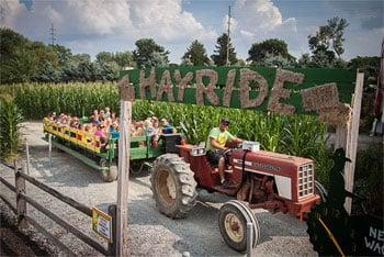 Corn Cob Acres Hayride