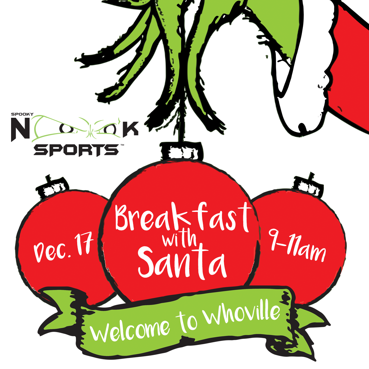 Event Breakfast With Santa Events Lancasterpa Com