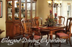 Brandenberry Furniture - Elegant dining