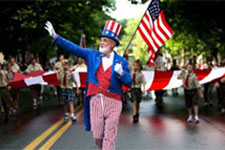 Parades and Special Events