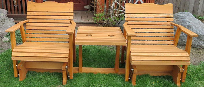 Kilmer Creek Cedar Outdoor Furniture Lancasterpa Com