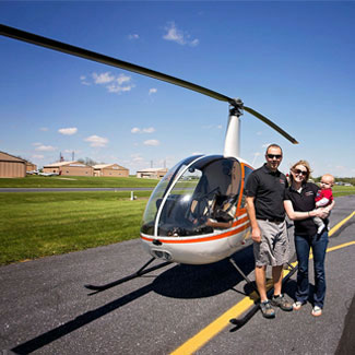 Smoketown Helicopters Flight Training