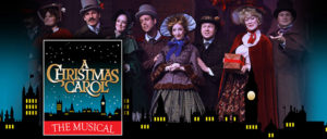 A Christmas Carol now on stage at Dutch Apple
