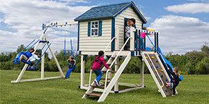 Swing Sets Lancaster Amish Swing Sets