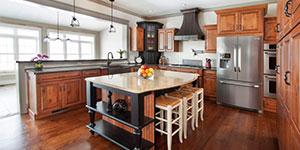 Kauffman Kitchen Cabinets