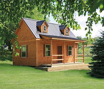 Cozy Cabins Exterior