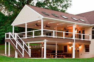 Deck Craft Plus Maintenance Free Decking