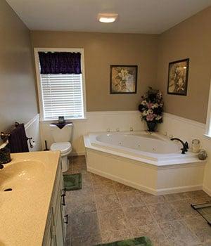 Eagle Building Solutions Bathroom Remodel