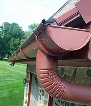 Eagle Building Solutions Gutters and Downspouts
