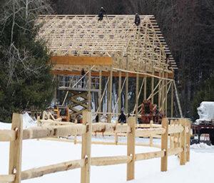 Fetterville Construction Details
