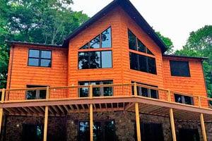 Gingrich Builders Custom Log Homes