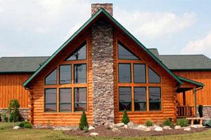 Gingrich Builders Cabin Builder