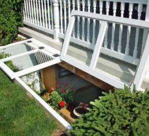 Hitz Fence Window Dormer