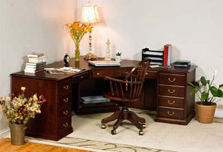 Martin's Furniture Custom Desk