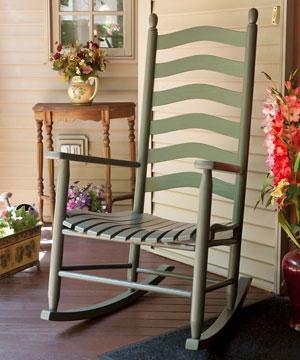 Martin's Furniture Rocker Outdoor Furniture