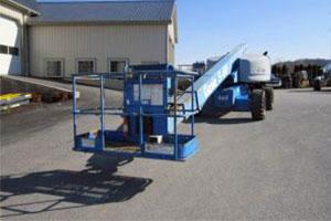 Sam's Forklift Rental