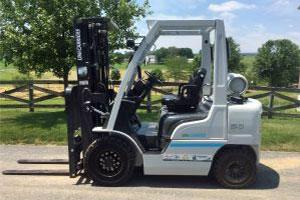 Sam's Forklift Sales