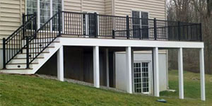 Smucker Brothers Deck and Porch Construction