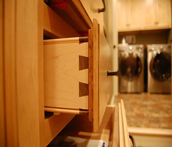 Susquehanna Valley Woodcrafters Dovetail Drawer