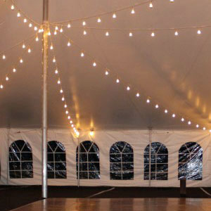 Hess Tent Rentals Lighted Tents