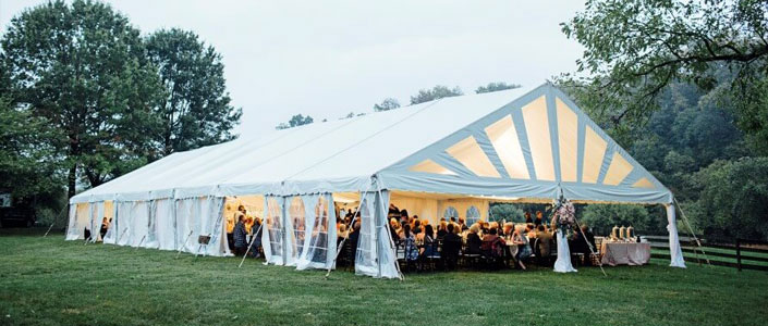 Top Marquees – The Company offers everything you need for a marquee event right from the beautiful tents to fully-functional accessories.