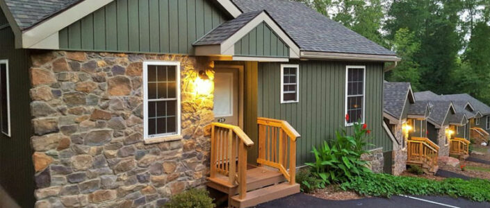 Cabin Rentals In Pa At Refreshing Mountain Retreat