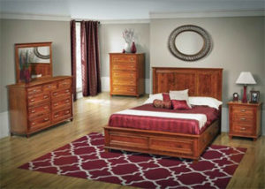 Kings Kountry Korner Bedroom
