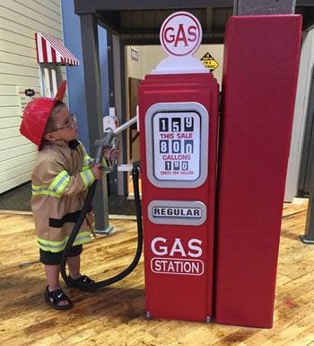 Tiny Town Gas Pump