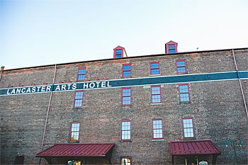 Lancaster Arts Hotel - Lancaster PA