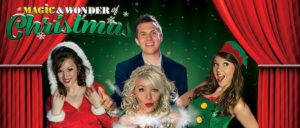 Magic & Wonder of Christmas - BIH Stage