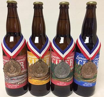 Mount Hope Bottles