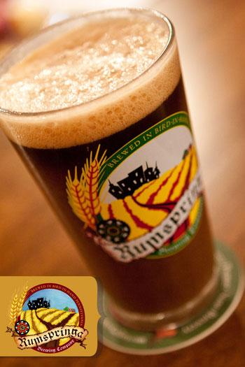 Rumspringa Beer at the Mt. Hope Wine Gallery & Craft Brewery