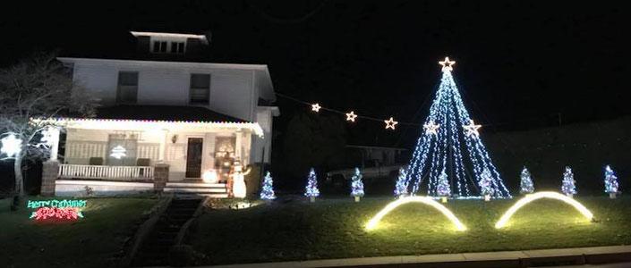 Christmas Lights Lancaster Pa