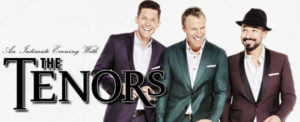 The Tenors American Music Theatre