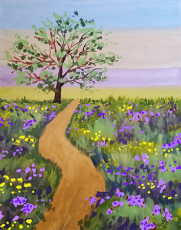 Event paint night spring wildflowers meadow events paint night spring wildflowers meadow mightylinksfo