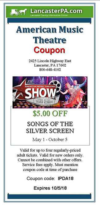 AMT Silver Screen Coupon