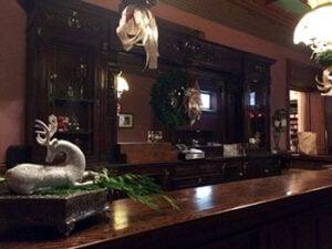 Mount Hope Mansion Bar