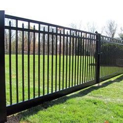 Smucker Fencing Aluminum Fencing