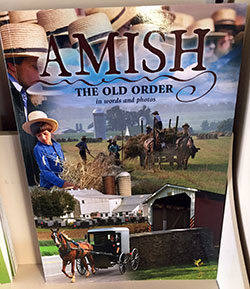 Amish the Old Order Book
