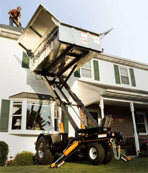 Roofing Buggy - Echo Valley Roofing
