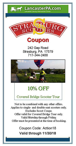 Strasburg Scooters Coupon-11-30-2018