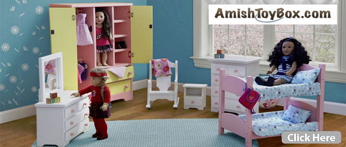 American Girl Feature Click